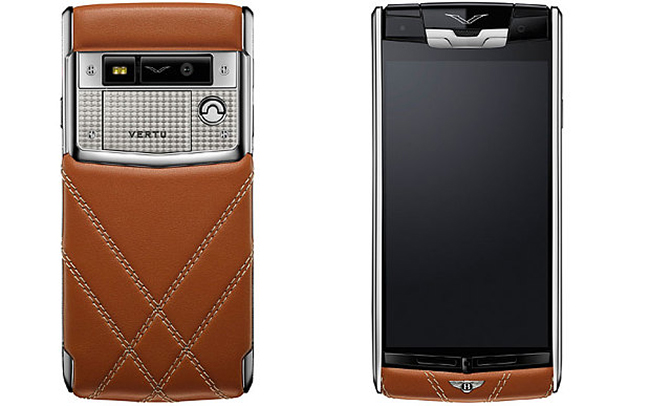 Bentley phone