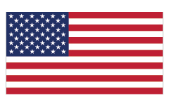 United States of America Stars and Stripes