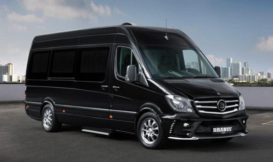 Brabus Business Lounge Van
